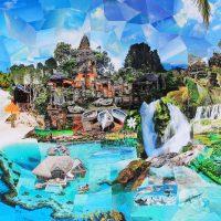 Collage Cyrielle Recoura Art - amazing artwork