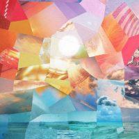 Sunset Lover #3 detail - Cyrielle Recoura Art